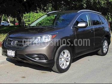 Honda CR-V LX 2.4L (166Hp) usado (2014) color Gris precio $200,000