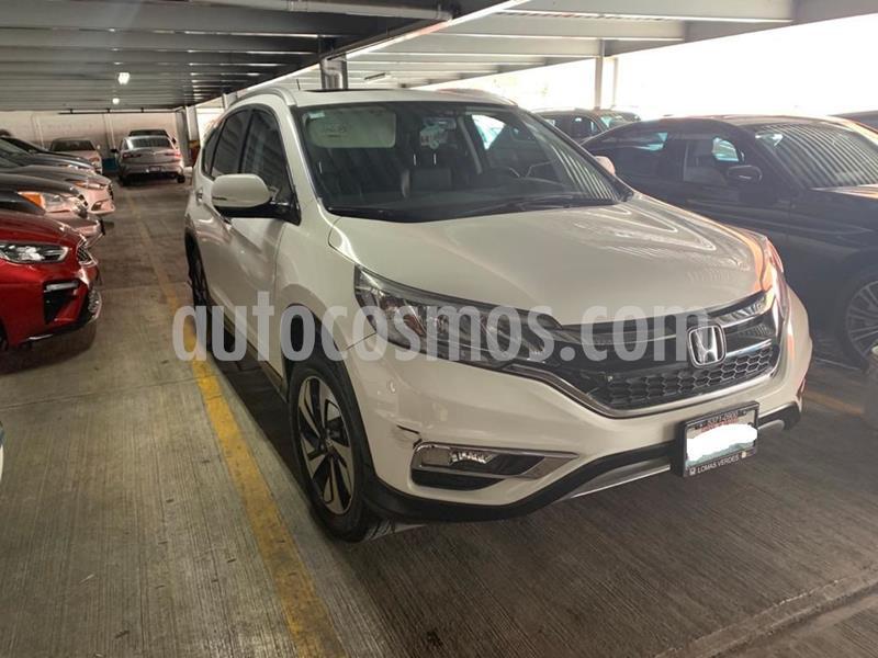 Honda CR-V EXL 2.4L (156Hp) usado (2015) color Blanco precio $309,000