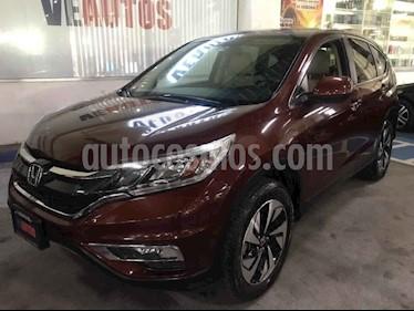 Honda CR-V i-Style usado (2015) color Marron precio $263,000