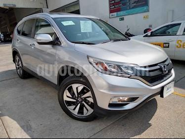 Honda CR-V EXL NAVI 4WD usado (2016) color Plata precio $333,000