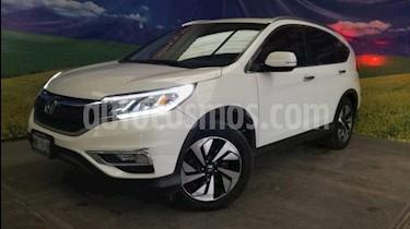 Honda CR-V 5P EXL CVT CLIMATRONIC QC PIEL DVD GPS RA-18 usado (2016) color Blanco precio $325,000