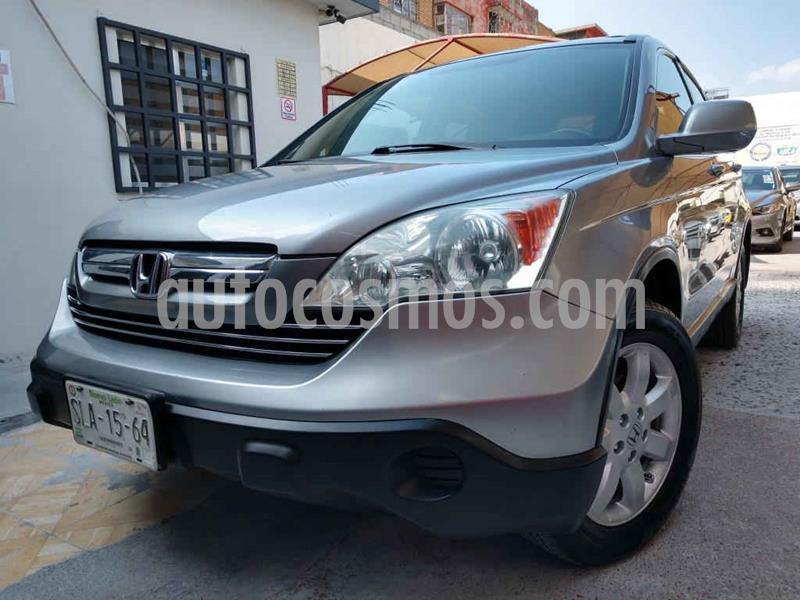 Honda CR-V EXL NAVI 4WD usado (2008) color Plata precio $149,000