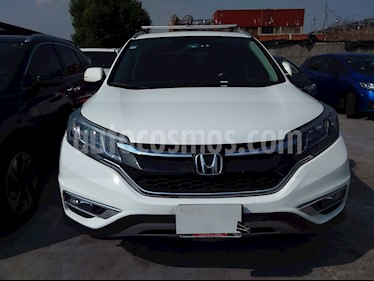 Honda CR-V EXL Navi usado (2016) color Blanco Marfil precio $325,000