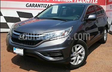 Honda CR-V LX usado (2016) color Acero precio $280,000