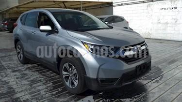 Honda CR-V 5P EX 2.4L CVT RA-17 usado (2019) color Gris precio $420,000