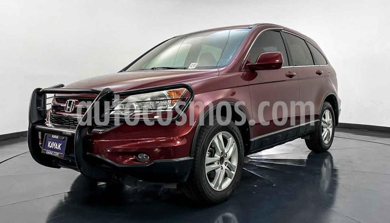 Honda CR-V LX usado (2010) color Rojo precio $179,999