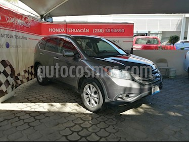 Honda CR-V EXL NAVI usado (2014) color Antracita precio $245,000