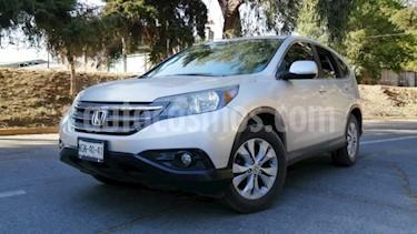 Honda CR-V 5P EX TA 6 CD F. NIEBLA RA usado (2013) color Plata precio $210,000