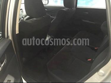Honda CR-V 5P LX TA CD RA usado (2014) color Gris precio $245,000