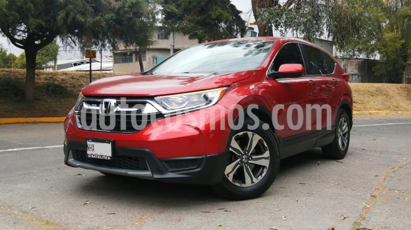 Honda CR-V EX 2.4L (156Hp) usado (2019) color Rojo Cobrizo precio $395,000