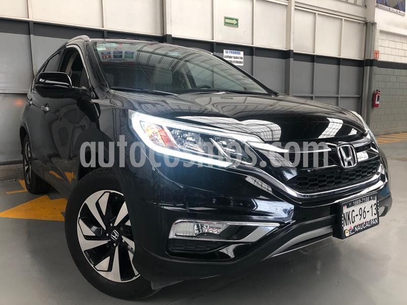 Honda CR-V EXL 2.4L (156Hp) usado (2016) color Negro precio $320,000