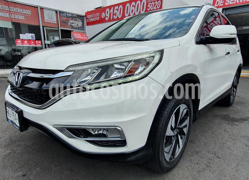Honda CR-V EXL Navi usado (2016) color Blanco Marfil precio $335,000