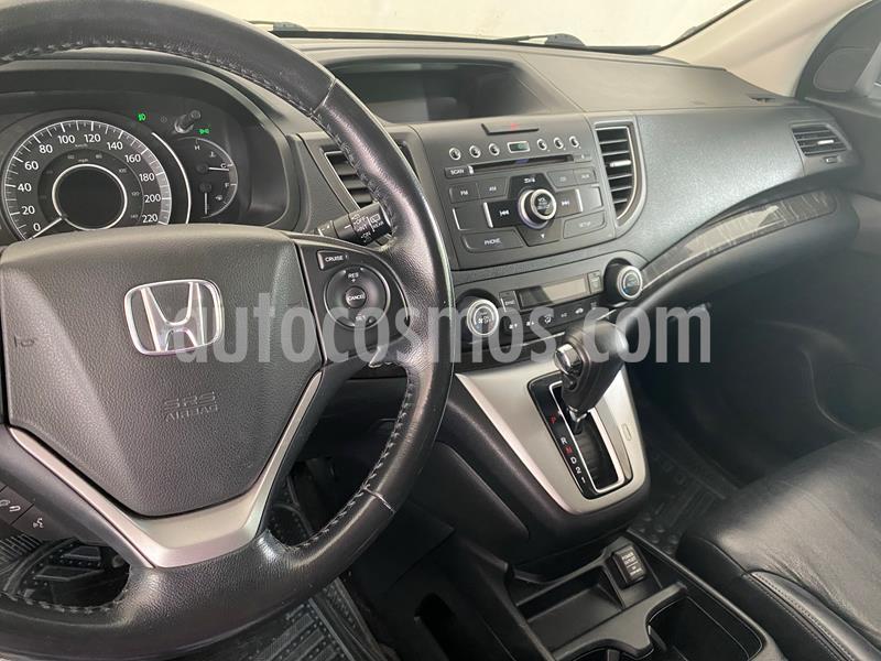 Honda CR-V EX usado (2012) color Plata precio $198,000