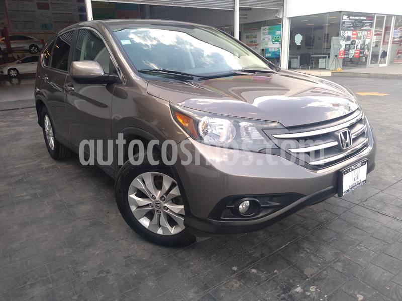 Honda CR-V EX 2.4L (156Hp) usado (2013) color Gris precio $210,000