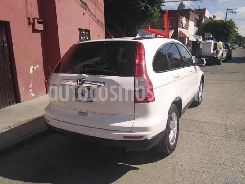 Honda CR-V EX 2.4L (156Hp) usado (2011) color Blanco precio $165,000