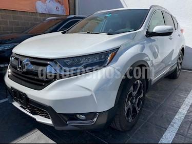 Honda CR-V Touring usado (2019) color Blanco precio $514,000