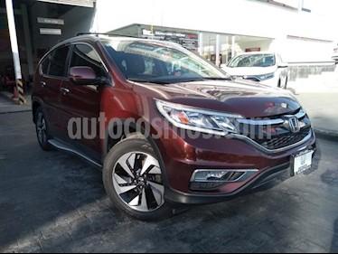 Honda CR-V 5P EXL CVT A/AC. AUT. QC PIEL DVD GPS RA-18 usado (2016) precio $345,000