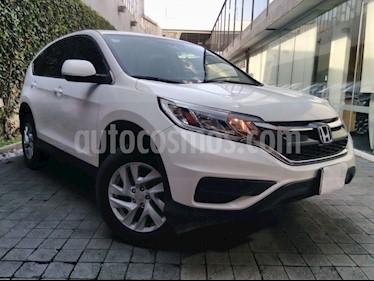 Honda CR-V LX 2.4L (156Hp) usado (2016) color Negro precio $265,000