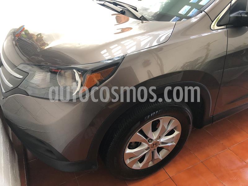 Honda CR-V LX 2.4L (166Hp) usado (2014) color Champagne precio $234,000