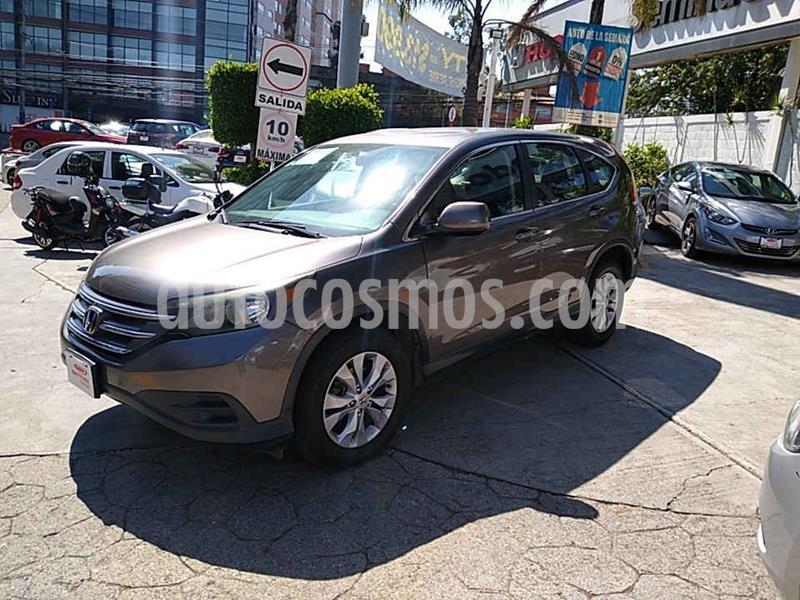 Honda CR-V LX usado (2013) color Gris precio $198,000