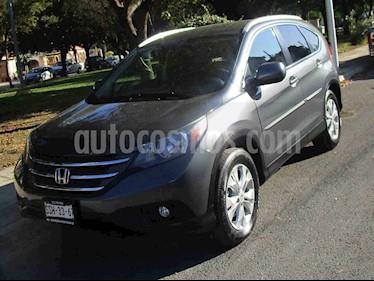 Honda CR-V EX 2.4L (156Hp) usado (2014) color Gris precio $220,000