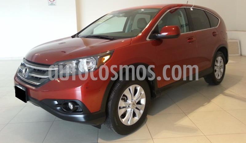 Honda CR-V EX Premium usado (2014) color Rojo precio $237,000