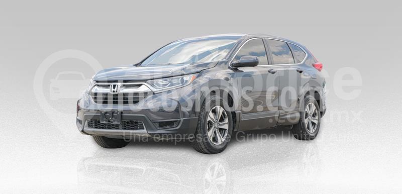 Honda CR-V EX 2.4L (156Hp) usado (2018) color Gris precio $335,000
