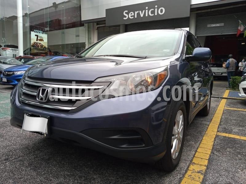 Honda CR-V LX 2.4L (156Hp) usado (2012) color Azul precio $189,000