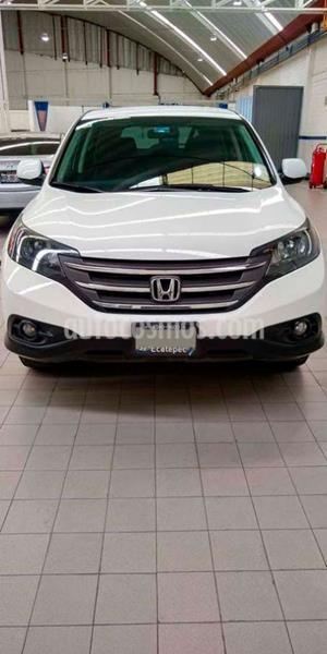 Foto Honda CR-V EX 2.4L (156Hp) usado (2014) color Blanco precio $221,500