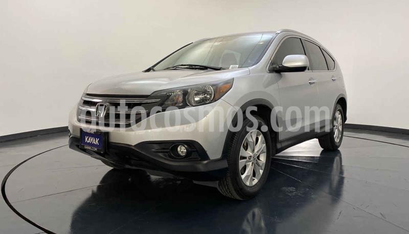 Honda CR-V EXL NAVI 4WD usado (2012) color Gris precio $222,999