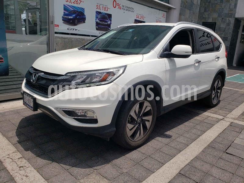Honda CR-V EXL 2.4L (156Hp) usado (2016) color Blanco precio $314,100