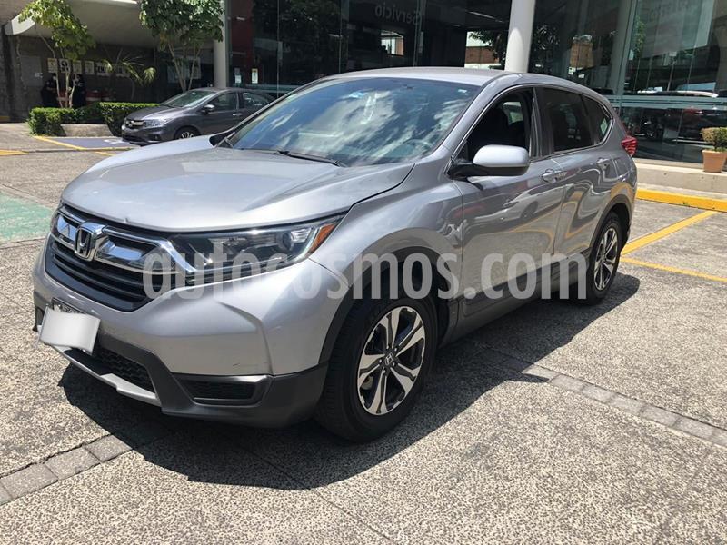 Honda CR-V EX 2.4L (156Hp) usado (2017) color Plata Dorado precio $339,000