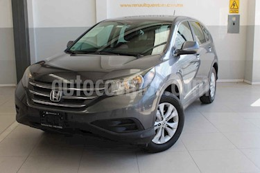 Honda CR-V LX 2.4L (166Hp) usado (2014) color Plata precio $200,000