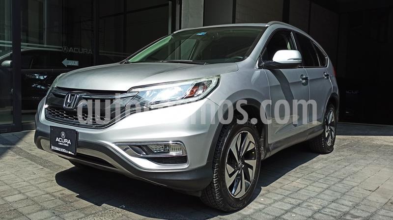 Honda CR-V EXL 2.4L (156Hp) usado (2015) color Plata precio $265,000