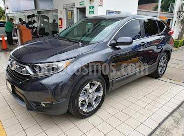 Honda CR-V Turbo Plus usado (2019) color Acero precio $449,900