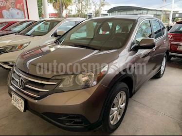 Honda CR-V LX 2.4L (166Hp) usado (2014) color Cafe precio $249,000