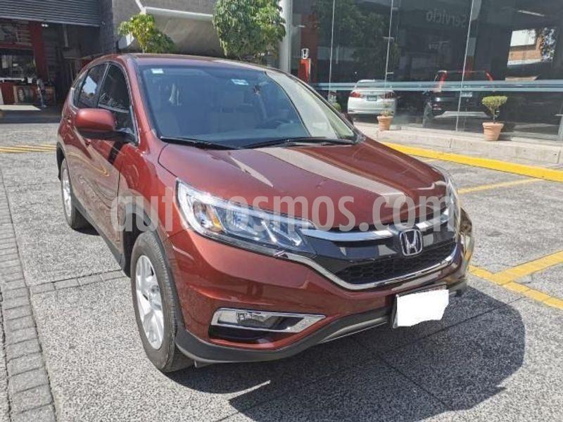 Honda CR-V i-Style usado (2016) color Marron precio $309,000