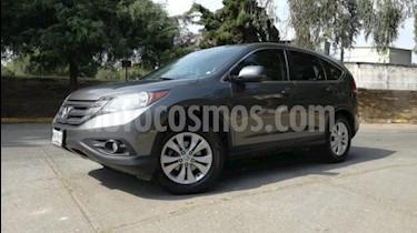 Honda CR-V 5P EX TA CD F.NIEBLA RA usado (2014) color Gris precio $250,000