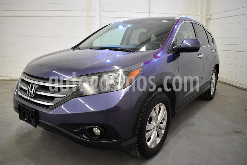 Honda CR-V EXL 2.4L (166Hp) usado (2013) color Azul precio $222,000