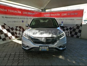 Honda CR-V i-Style usado (2015) color Plata Diamante precio $250,000