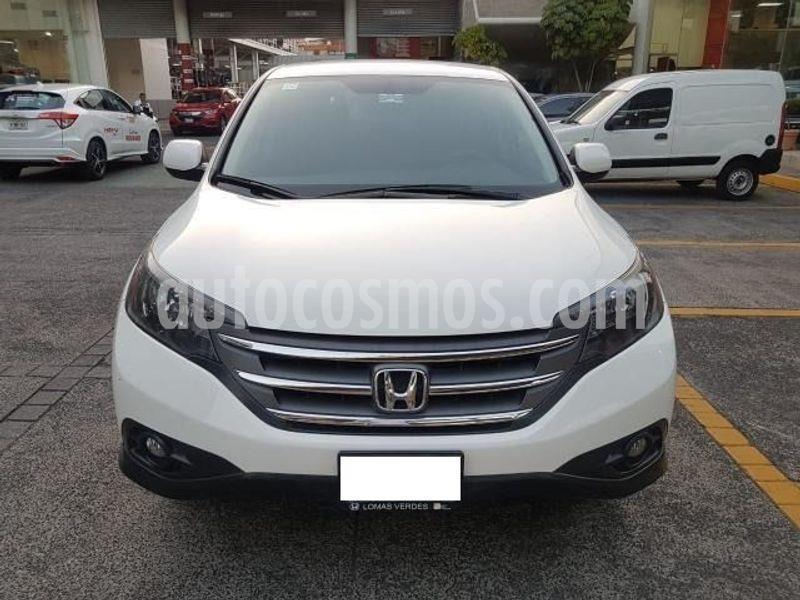 Foto Honda CR-V EX 2.4L (156Hp) usado (2014) color Blanco precio $209,000