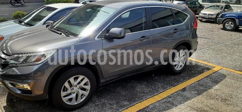 Honda CR-V i-Style usado (2015) color Gris precio $269,000