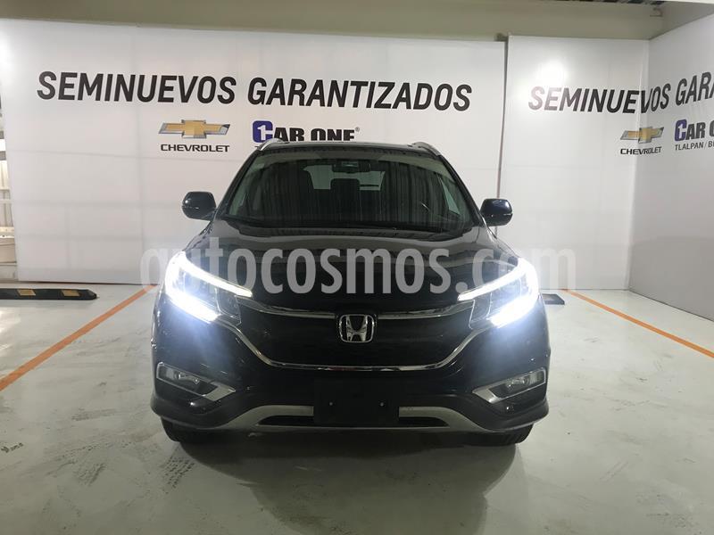 Honda CR-V EXL Navi usado (2016) color Azul precio $335,000