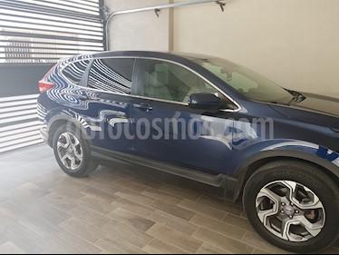 Honda CR-V Turbo Plus usado (2017) color Azul Oscuro precio $345,000