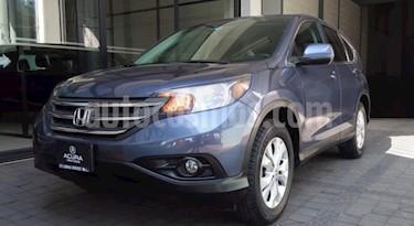 Honda CR-V 5P EX TA 6 CD F. NIEBLA RA usado (2013) color Azul precio $210,000
