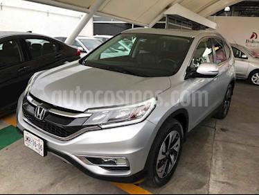 foto Honda CR-V EX 2.4L (156Hp) usado (2016) color Plata precio $359,000