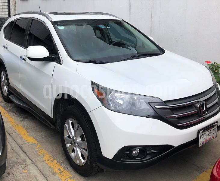 Honda CR-V EXL usado (2012) color Blanco precio $183,000