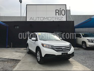 Honda CR-V LX usado (2014) color Blanco precio $229,000