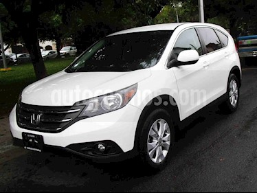 Honda CR-V EX 2.4L (156Hp) usado (2014) color Blanco precio $210,000