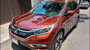 Honda CR-V EXL Navi usado (2016) color Naranja precio $298,000